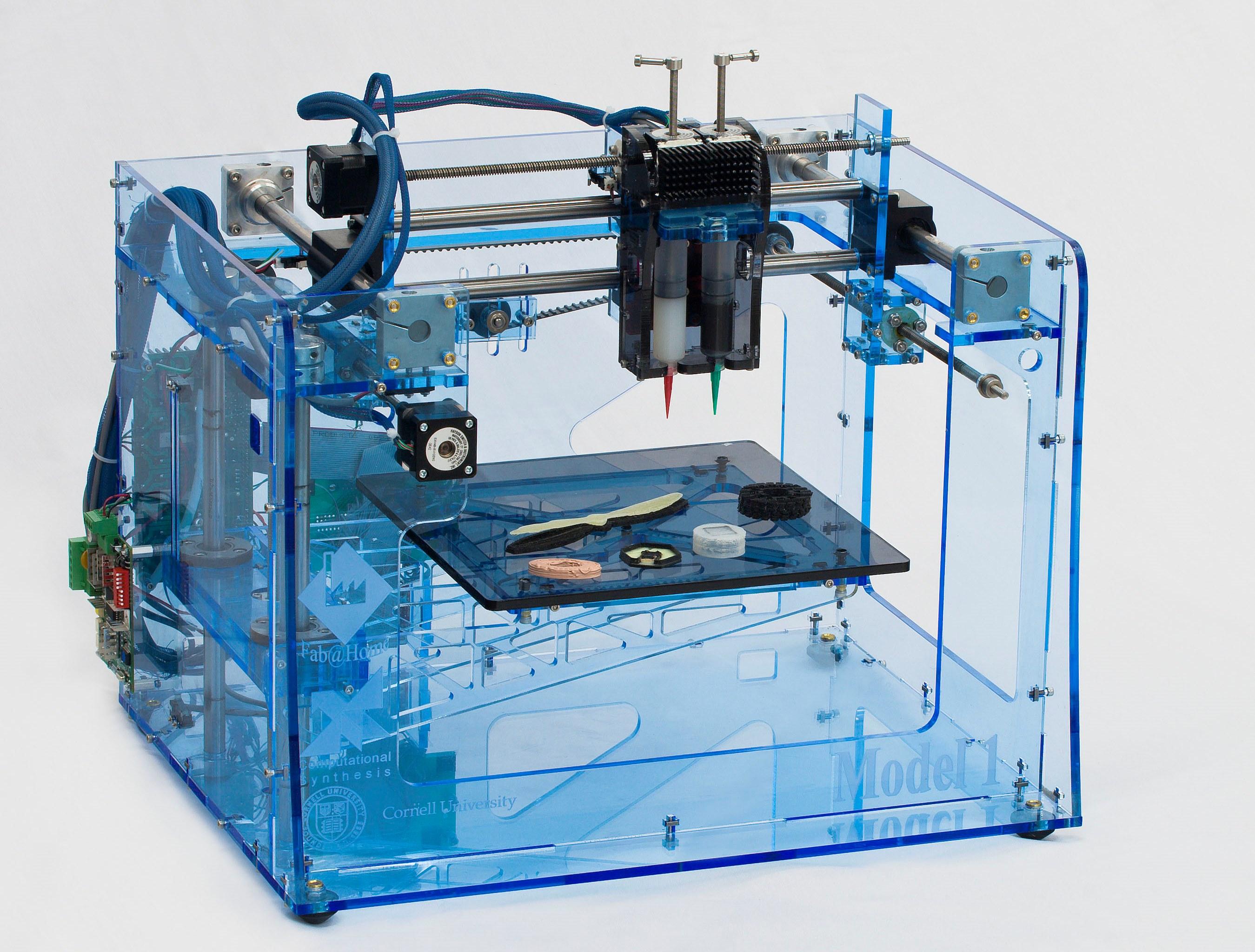3д принтер своими руками из подручных материалов