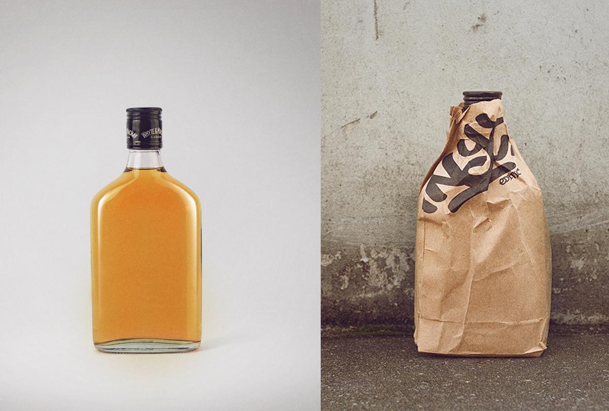 Дизайн алкоголя