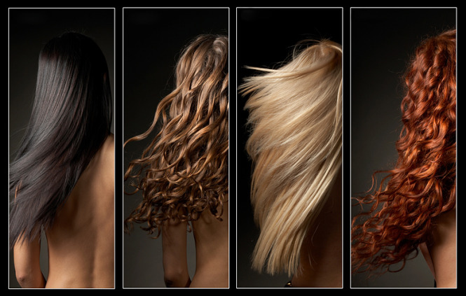 Реклама косметика для волос