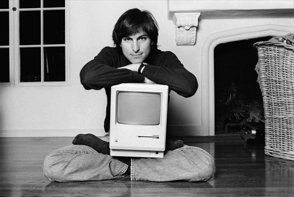 Первый компьютер Macintosh, правила успеха, Стив Джобс, Apple