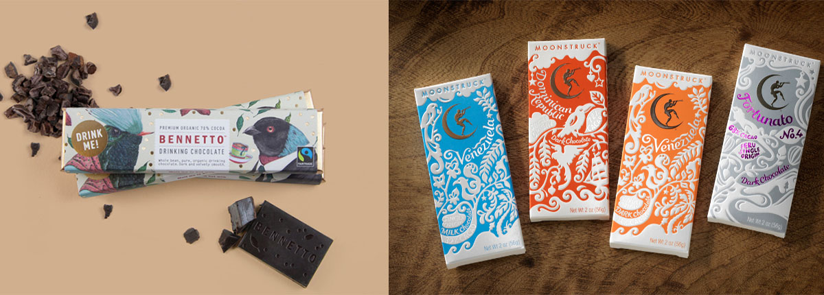 Упаковка своими руками на шоколад