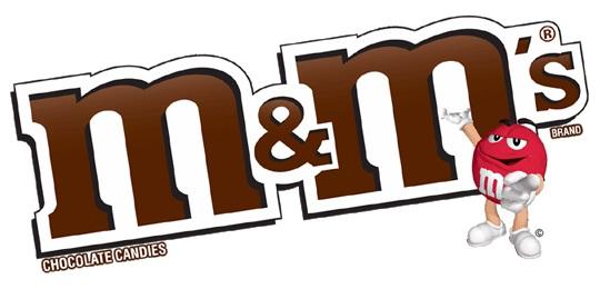 Бренд M&M's