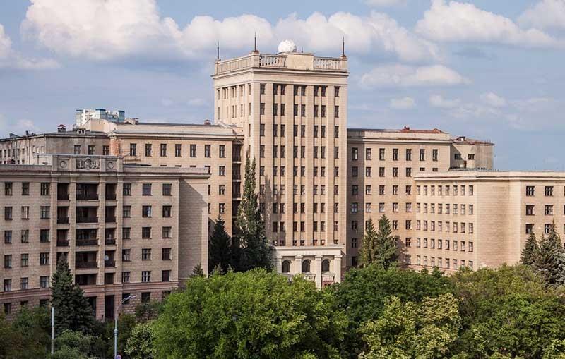 Высшие учебные заведения Харькова, Харьков, первая столица Украины, достопримечательности Харькова, деловой центр Украины