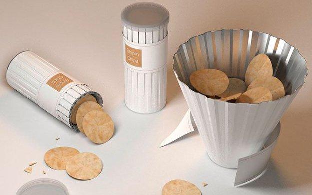 Упаковка для чипсов, искусство упаковки, креатив, стильная упаковка, новый дизайн упаковки, дизайн упаковки, студия упаковки, нестандартная упаковка, элитная упаковка, дизайнерская упаковка, идеи упаковки, оригинальная упаковка, функциональная упаковка, бренд, креативная