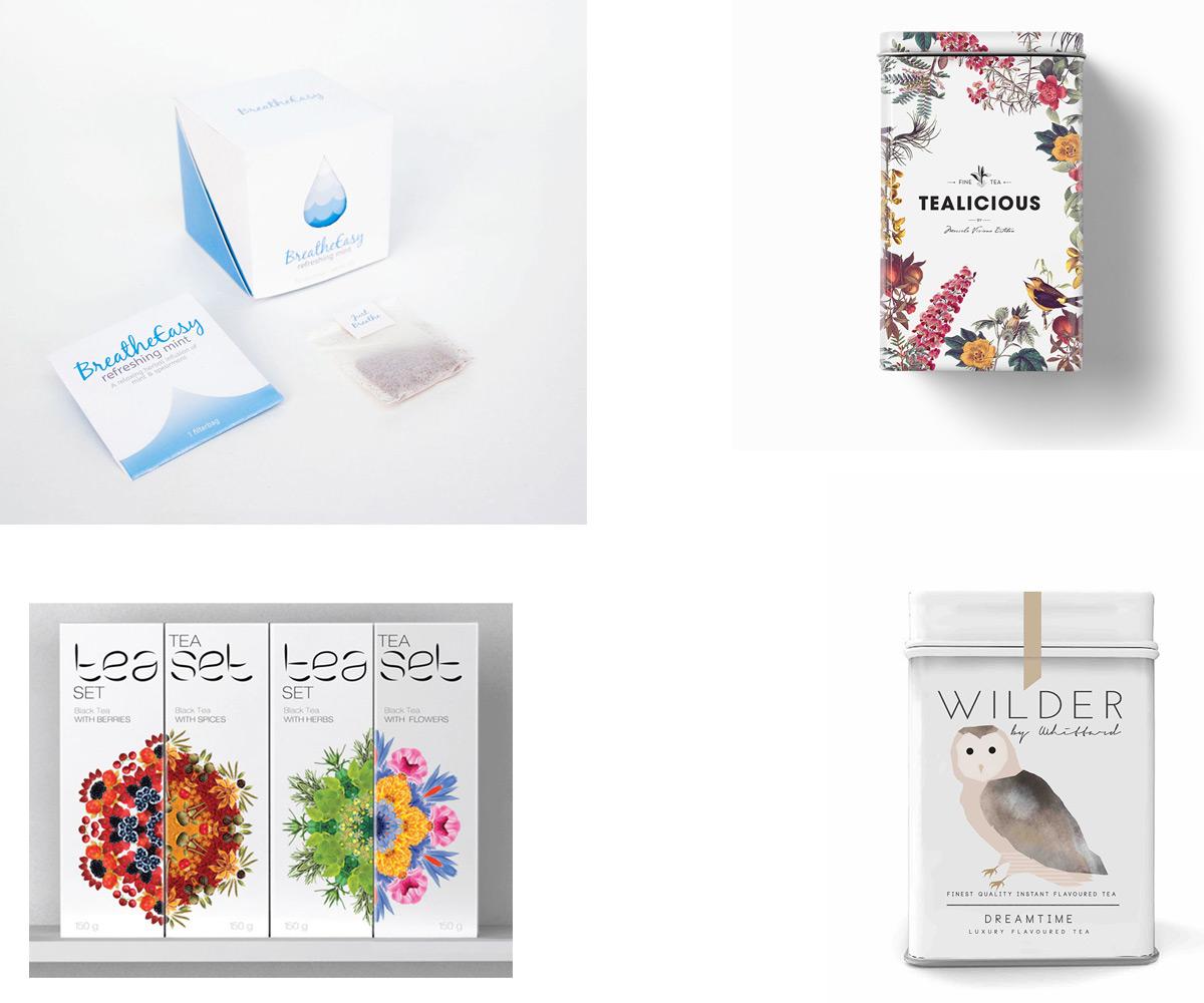 Цвет в дизайне упаковки