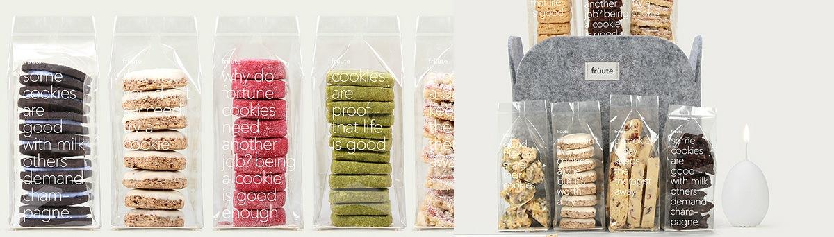 Дизайн упаковки домашнего печенья