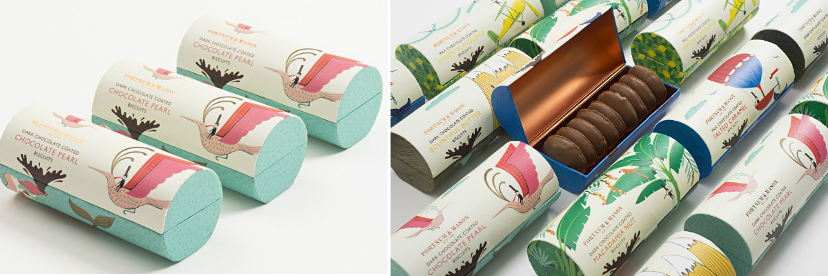 Дизайн упаковки печенья - лимитированная серия