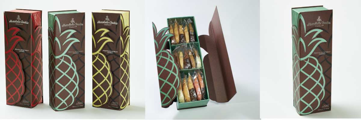 Дизайн упаковки элитного печенья
