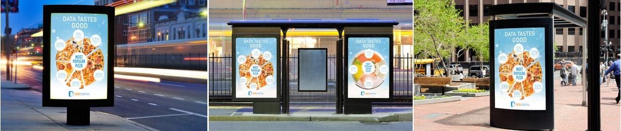 Фото дизайна рекламы
