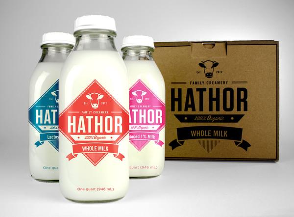 Hathor Creamery.