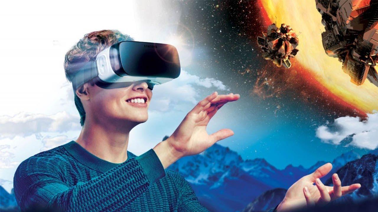 VR — дополненная реальность