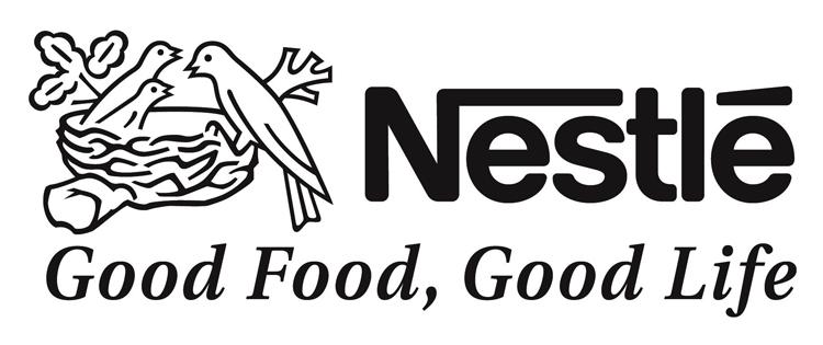 Логотип бренда Nestlé