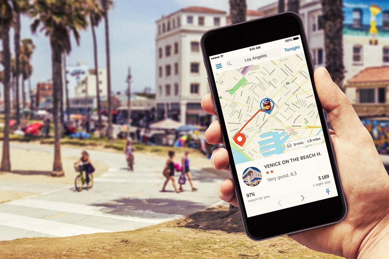 Мобильные приложения для путешествия