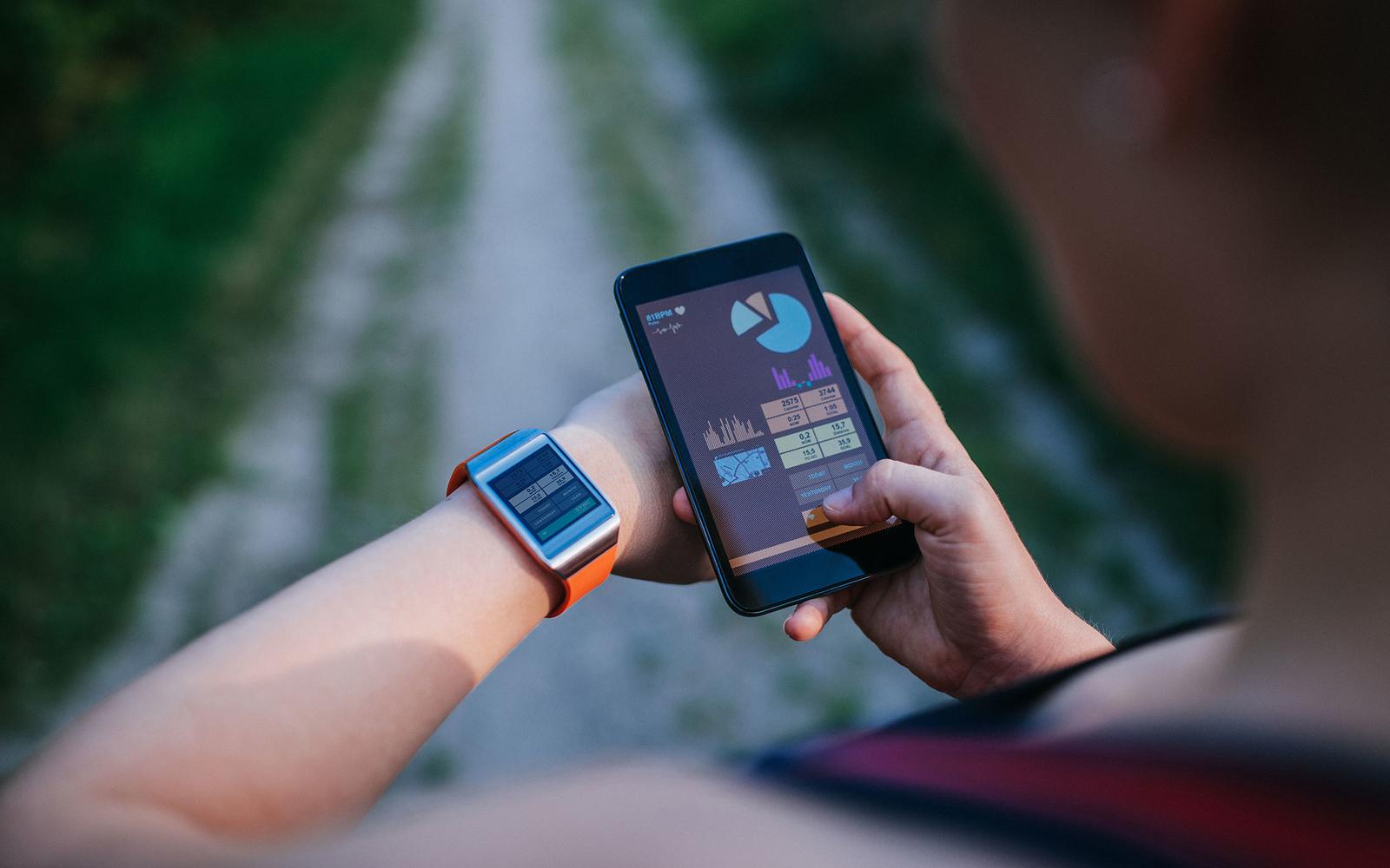 Мобильное приложение для фитнес-клуба