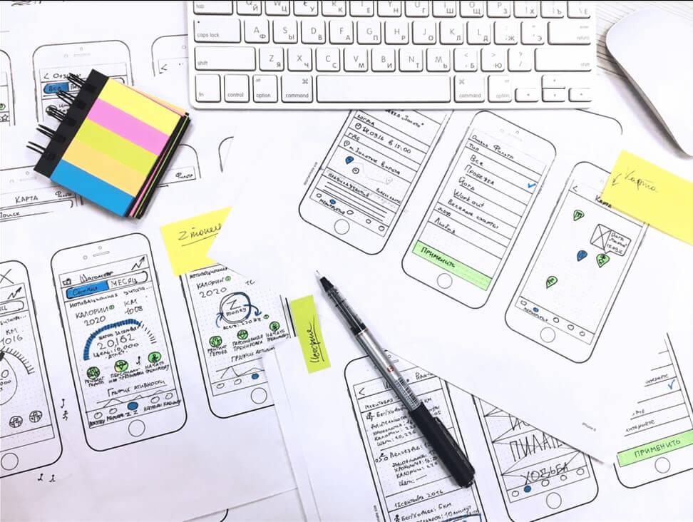 Создание мобильных приложения для образования