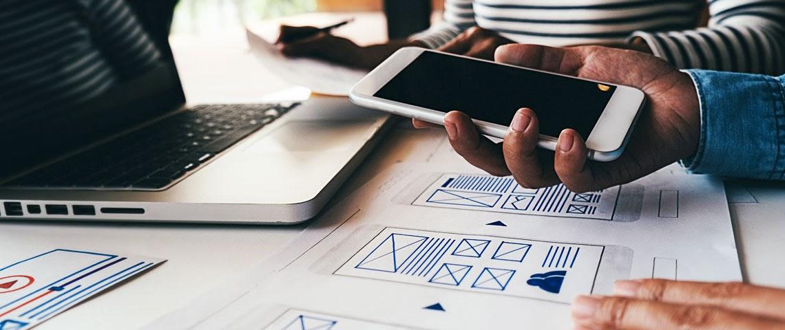 Этапы разработки технического задания для приложения, начиная с разработки концепции, заканчивая продвижением