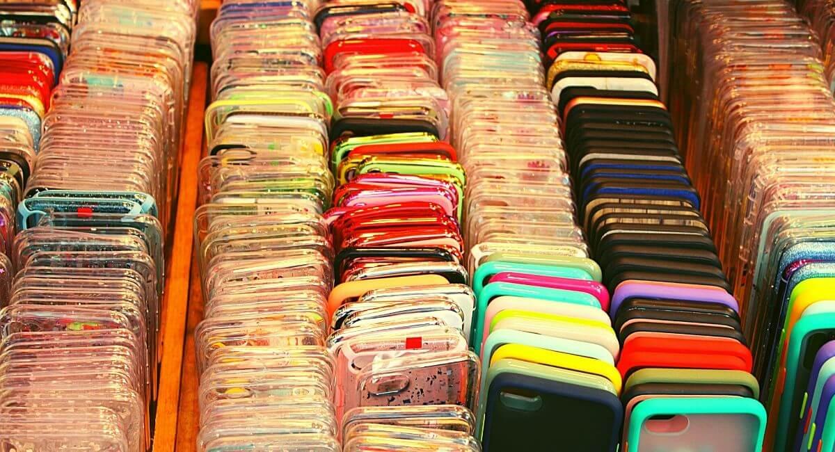 Бизнес-идея: Продажа мобильных аксессуаров