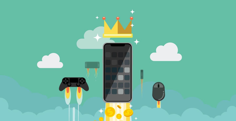Правильное продвижение мобильной игры поможет быстро окупить разработку