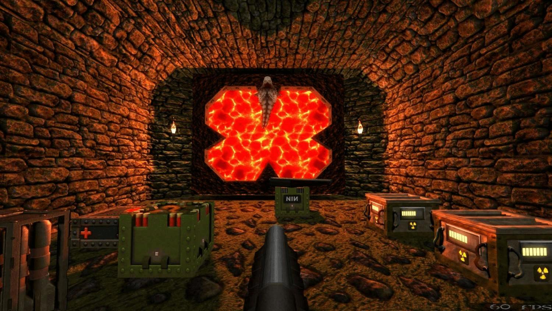 система освещения в quake 1