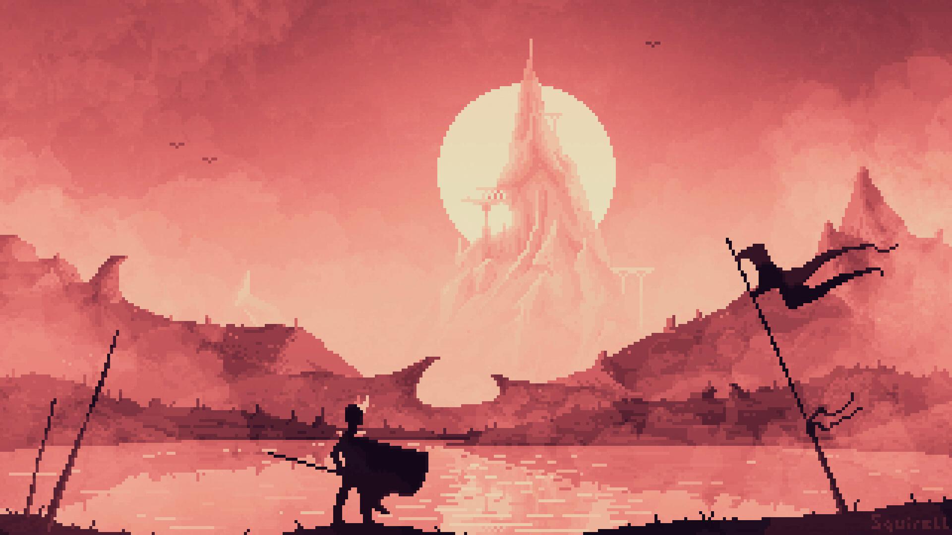Анимация фона для игры
