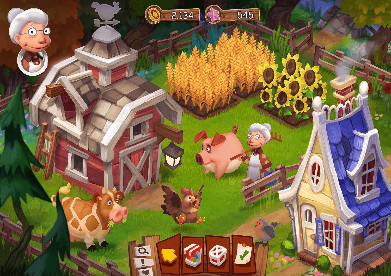Популярные игры стратегии-фермы
